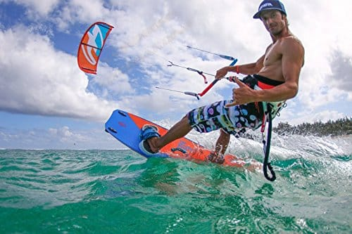 2016 Fone Bandit (B9) Kite Kiteboarding Kitesurfing F-One Bundled with WindBone Kiteboarding T-Shirt