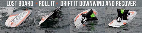 Go Joe Ocean Rodeo Kiteboarding Board Retrieval Float