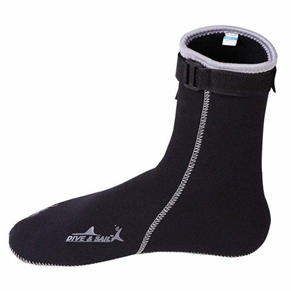 A Point Wetsuits Premium Neoprene 3mm Neoprene Water Sock