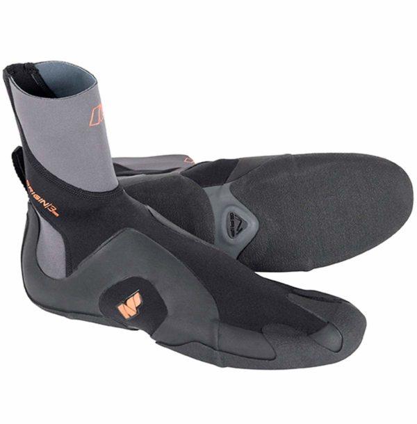 2018 Neil Pryde Origin High Cut Round Toe 3mm Wetsuit Boots