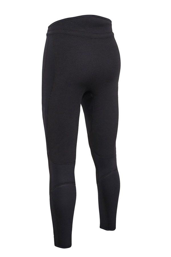 Lemorecn Wetsuits Pants 3mm Neoprene Swimming Canoeing Pants