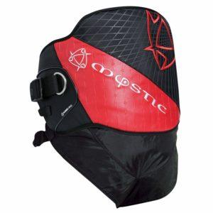 Mystic Star Kitesurf Seat Harness 2014 - Black/Red