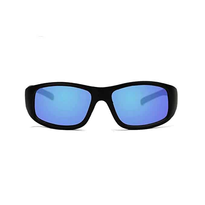 26bcf7a1c4 KZ Floating Polarized Kids Sunglasses (Black Frame