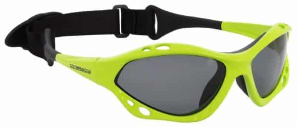 Maelstorm Watersport Sunglasses Marlin Screaming Green for Kiteboarding Surfing Waterskiing Windsurfing Wakeboarding Boating Kayaking Canoeing