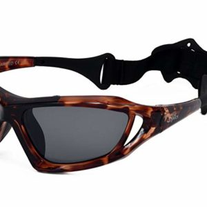 SeaSpecs Extreme Sports Sunglasses Stealth Tortoise