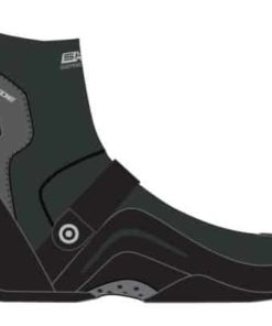 Neil Pryde 5000 High Cut Round Toe Hook & Loop Strap 4mm Wetsuit Boots