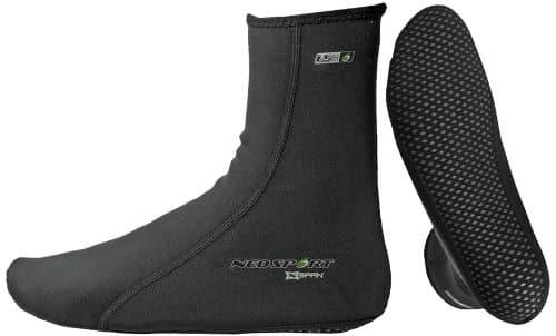 NeoSport Wetsuits XSPAN 5mm Socks