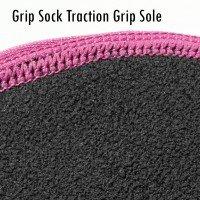 Sand Socks Aqua Sprite Grip Socks By