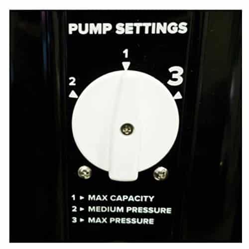 WMFG Kiteboard Pump 2.0 Double