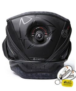 2014 Mystic Code 01 BOA Clicker Dial Waist Harness Bundled with WBK Kitesurfing Key Fob Kiteboarding [Color: Black]