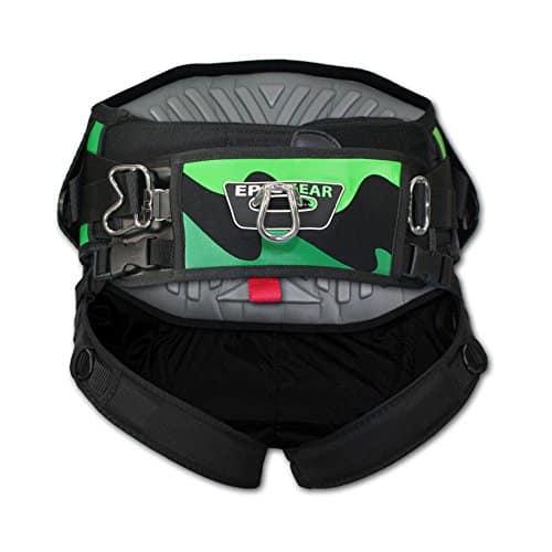 Epic Gear Convert Camo XL Kite Harness, Kiteboarding Harness, Kiteboarding