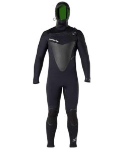 Hyperflex Wetsuits Men's Voodoo 6/5/4mm Hooded Front Zip Fullsuit
