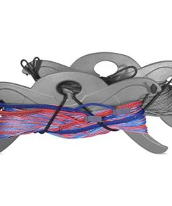 Flexifoil Dyneema Line Set - 200kg & 100kg - 25m - 4 Line Set. Recommended Control Gear for Flexifoil Rage Kites. Strong, Dynamic & Reliable - Complete with 90!
