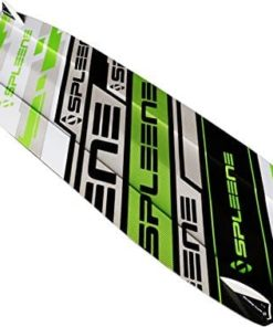 Spleene 2018 High Tech Line Session 45 Kiteboarding Kitesurfing Board Complete With Bindings, Fins, And All Hardware, 145 x 46cm