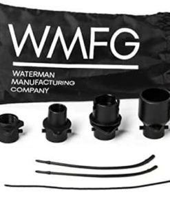 WMFG Kiteboard Pump 2.0 Double