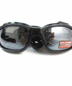 Kitesurfing Kiteboarding Men Sunglasses Sports Black UV400 Fashion Shades Wrap !