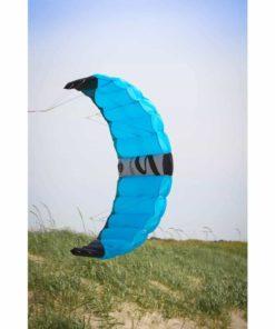 HQ Kites Symphony Pro 2.5 Kite, Neon Blue