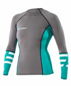 Ride Engine Wetsuit Women's Top WMS Neo 1.5mm Long Sleeve
