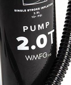 WMFG Kiteboard Pump 2.0T