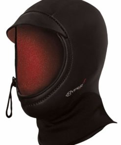 Hyperflex 5mm Bibbed Wetsuit Hood w/Flush Guard
