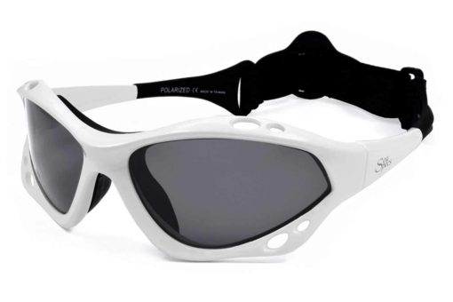 Seaspecs White Extreme Sports Sunglasses
