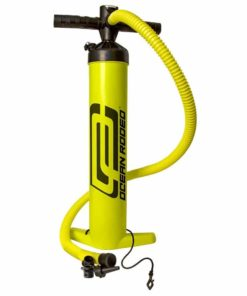 Ocean Rodeo Sports Big Pump for Kite, Mattress or Pool