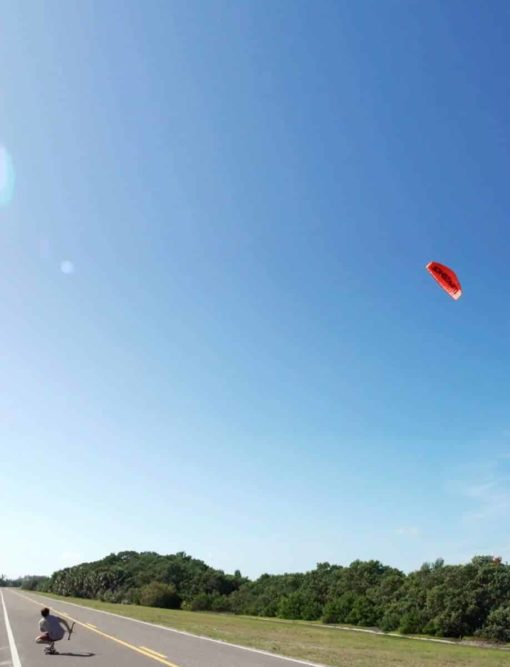 Slingshot Kiteboarding B3 Light Traction Kite 3 meter