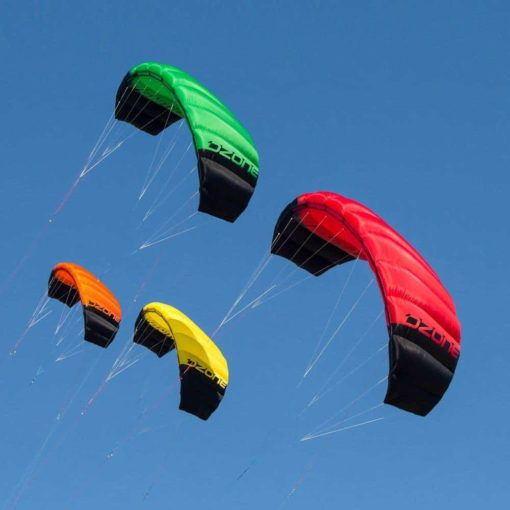 Ozone Ignition V2 3-Line 3.0 Meter Kiteboarding Trainer with Bar