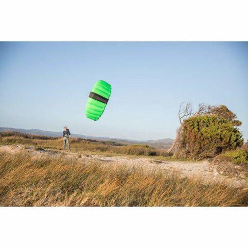 HQ Kites Symphony Pro 1.8 Kite, Neon Green