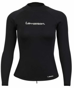 Lemorecn Wetsuits Women's 1.5mm Neoprene Pullover Jacket