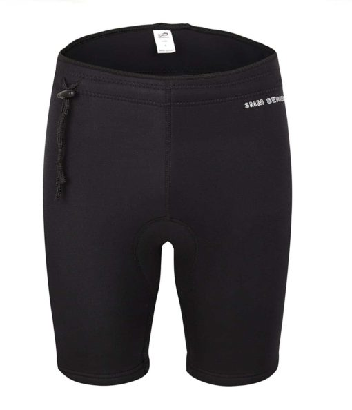 Lemorecn Wetsuits Pants Shorts 3mm Neoprene Canoeing Swimming Pants