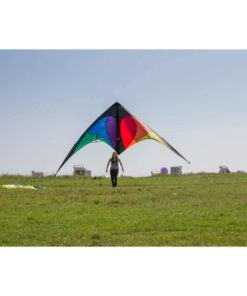 HQ Bebop Series Beach and Fun Sport Kite (Prisma)