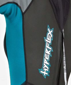 Hyperflex Wetsuits Women's Access 3/2mm Back Zip Spring - (Black