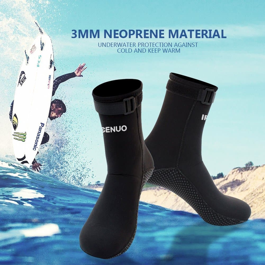 Anti-slip Diving Socks Water Sports Paddle Boarding Kayaking Beach Boots
