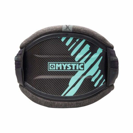 Mystic MAJESTIC X CARBON Kitesurf Harness 2018 - Mint