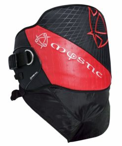 Mystic Star Kitesurf Seat Harness 2014 - Black/Red