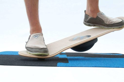 Whirly Board Spinning Balance Board and Agility Trainer
