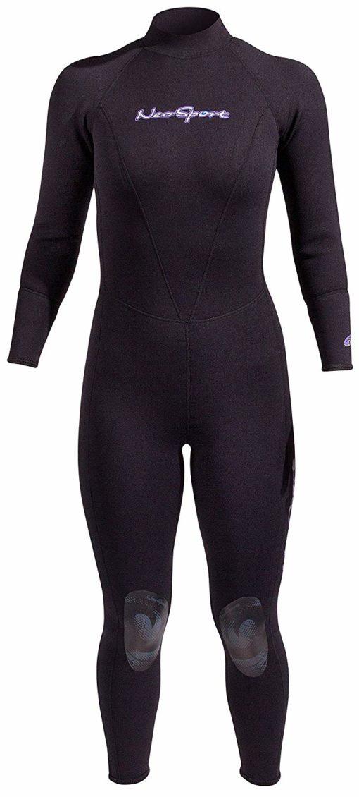 NeoSport Wetsuits Women's Premium Neoprene 1mm Full Suit