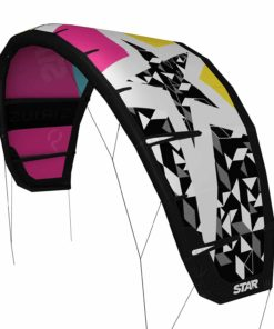 Star Kiteboarding 2016 Sirius V1 10m, Kitesurfing Kite, Freestyle Kites, Freeride, Wake Style, Intermediate to Pro Riders, Reliable, Durable