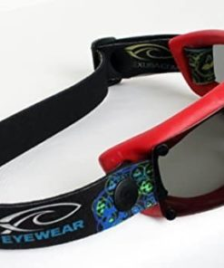 SPEX Amphibian Eyewear. RED with All WEATHER Polarized Lenses. Made in USA. SPEX float and offer 100% UV Protection. Ideal for all water sports. Protect 2 of Your Most Valuable Assets...Your Eyes