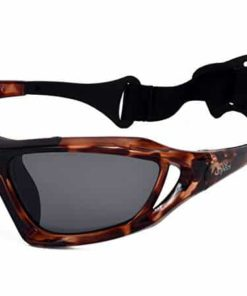 SeaSpecs Extreme Sports Sunglasses Stealth Tortoise